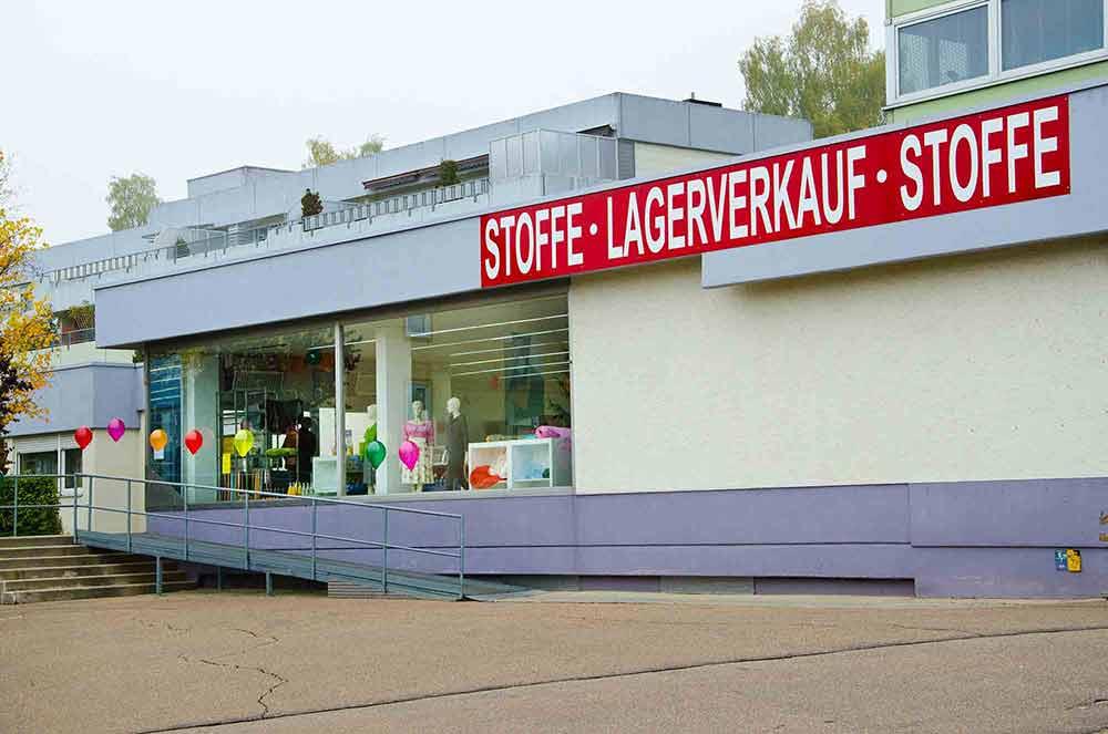 Stoffe Schorndorf Stoff Lagerverkauf Unweit Von Schorndorf